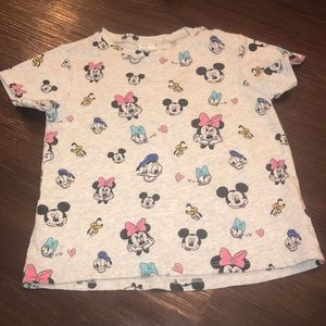 Disney by H&M Mickey Mouse Clubhouse Tee (2T)